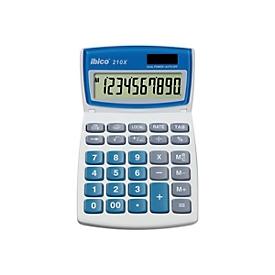 Rexel Ibico 210X - Desktop-Taschenrechner