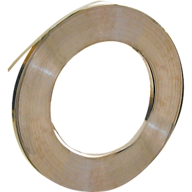Rol staalband, 16 x 0,5 mm, blank 240 m