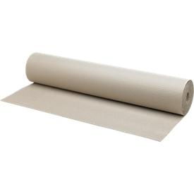 Rollo de cartón corrugado, W 700 mm x 5 m