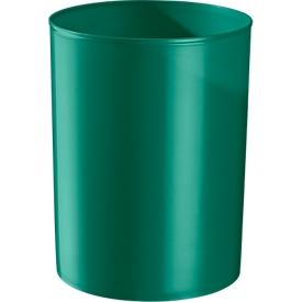 rondofix prullenbak, turquoisegroen