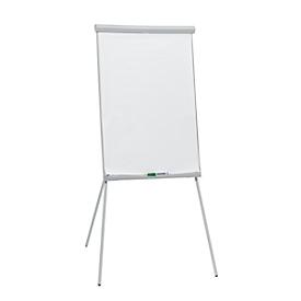 Rotafolio Franken U-Act!Line estándar, 700 x 1000mm, ajustable en altura, reciclado, magnético, gris claro