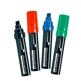Rotuladores para presentaciones Legamaster JUMBO 7-155594, para rotafolios, estuche con 4 uds.