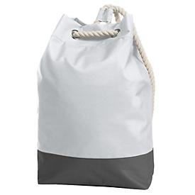 Rucksack, Weiß, Standard, Auswahl Werbeanbringung erforderlich