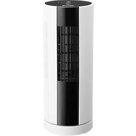 Säulenventilator TENERO, 30° Oszillation, 3 Stufen, Timer, waschbarer Filter, 30 dB