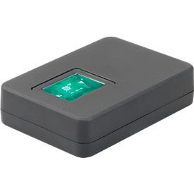 Safescan USB-Fingerabdruckleser TimeMoto FP-150, Einstempeln per Fingerabdruck an jedem PC