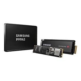 Samsung PM9A3 MZQL21T9HCJR - Solid-State-Disk - 1.92 TB - U.2 PCIe 4.0 x4 (NVMe)