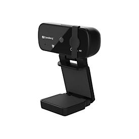 Sandberg USB Webcam Pro+ 4K - Web-Kamera