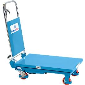 Schaarhefwagen, draagvermogen 150 kg