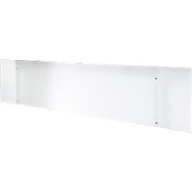 Schäfer Shop Genius Knieraumblende PLANOVA ERGOSTYLE für Schreibtisch 800 mm