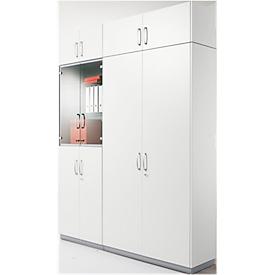 Schäfer Shop Genius Panel lateral TETRIS SOLID, Al 377mm, blanco