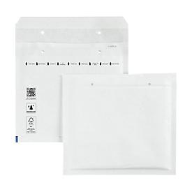 Schäfer Shop Pure Luftpolstertasche CD mit Haftklebeverschluss, 10 Stück