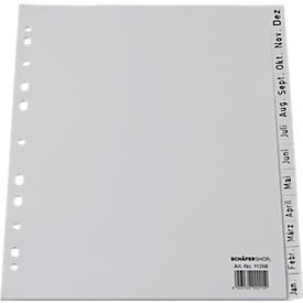 Schäfer Shop  Select aflopende PP-indexbladen, kalender dec.-jan.