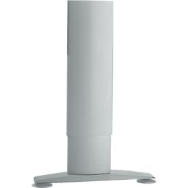Schäfer Shop Select Estabilizador de pie acortado LOGIN, pata rectangular, para escritorio de pie C LOGIN, 2 piezas