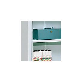 Schäfer Shop Select Fachboden, B 570 mm, lichtgrau