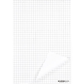 Schäfer Shop Select Flipchartblock 80g/m²², kar., 40 Blatt