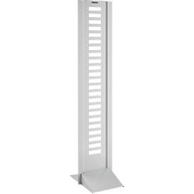 Schäfer Shop  Select Folderzuil Rack one, aluminium zilver