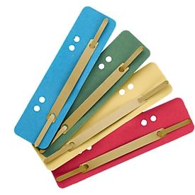 Schäfer Shop  Select Kartonnen hechtstroken, A5, diverse kleuren, 200 st.