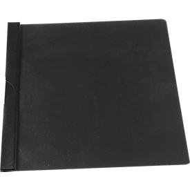 Schäfer Shop  Select klemmap , A4, kunststof, met , zwart