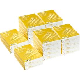 Schäfer Shop Select Kopierpapier Paper@Print, DIN A4, 80 g/m², weiß, 2 Kartons à 10 x 500 Blatt