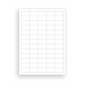 Schäfer Shop Select Universal-Etiketten, 38 x 21,2 mm, Permanentkleber, 6500 Stück