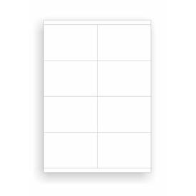 Schäfer Shop  Select Universele etiketten, 105,0 x 70,0 mm, permanentklever, 800 stuks
