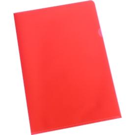 Schäfer Shop  Select zichtmap, A4, generfd, 25 stuks, rood