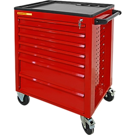 Schäfer Shop Werkstattwagen mit 7 Schubladen