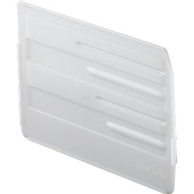 Scheidingswand, in de lengte, voor magazijnbak LF 322, 10 stuks