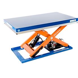 Scheren-Kompakthubtisch TL 1000B, 1000 kg Tragkr.