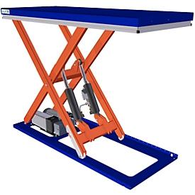 Scheren-Kompakthubtisch TM 1000, 1000 kg Tragkr.