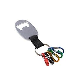 Schlüsselanhänger, Silberfarben, Standard, Auswahl Werbeanbringung optional