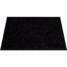Schmutzfangmatte, 400 x 600 mm, schwarz