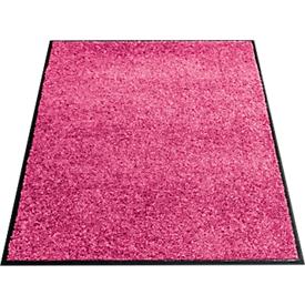 Schmutzfangmatte, 600 x 900 mm, pink