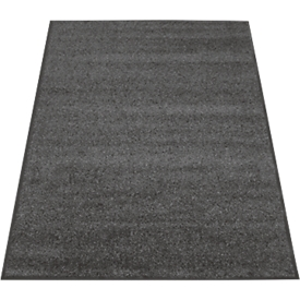 Schoonloopmat, 1200 x 1800 mm, grijs