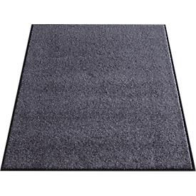 Schoonloopmat, 900 x 1500 mm, grijs