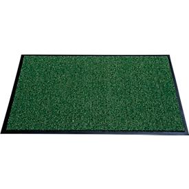 Schoonloopmat Two in One, 600 x 900 mm, groen