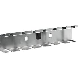 Schraubendreherhalter für Lochblech-Platten-System