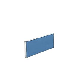 Separador de escritorio Aluna plus, 800 x 400, azul