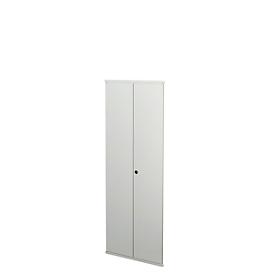 Set adicional puertas, para sistema de estanterías PROGRESS 500 T, Al 1900 x An 750mm