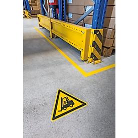 Sicherheitskennzeichen Durable 1 Stk., selbstklebend, Motiv