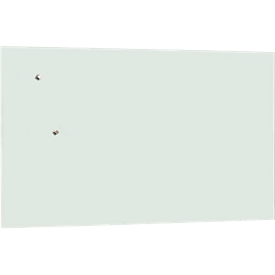 sigel® Glas-Magnettafel artverum®, 480 x 780 mm, weiß