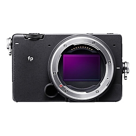 Sigma fp - Digitalkamera - nur Gehäuse