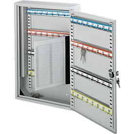 Sleutelkastje Format S met inwerpgleuf, voor 42 sleutels