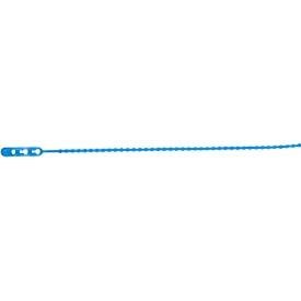Sluitstrips, 360 x 4,0 mm, blauw