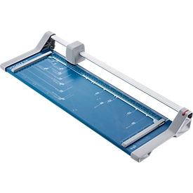 snijmachine Dahle 508, snijlengte 460 mm, snijhoogte 6 vellen, metalen tafel met rubbervoetjes, snijhoogte 6 vellen, metalen tafel met rubberen voetjes