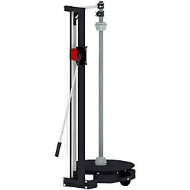 Snijstandaard, verticaal, Rollen-Ø 450 mm/snijbreedte 1000 mm