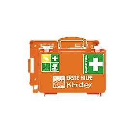 Soehngen EHBO koffer QUICK-CD SCHOOL, voor kinderen vanaf 6 jaar, incl. wandhouder