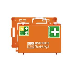 Soehngen EHBO koffer schei- & natuurkunde, ABS-kunststof, v. brandwonden/chemische brandwonden