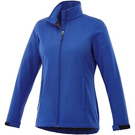Softshelljacke für Damen, Royalblau, XS, Auswahl Werbeanbringung erforderlich