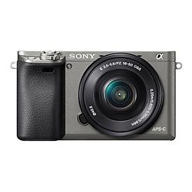 Sony a6000 ILCE-6000 - Digitalkamera - nur Gehäuse
